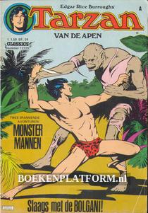 Monstermannen, Slaags met de Bolgani!
