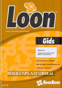 Loongids Zakelijke dienstverlening III