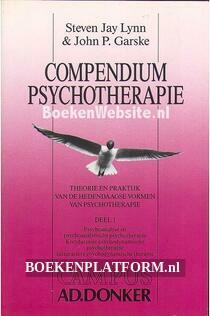 Compendium Psychotherapie I