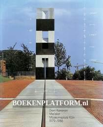 Dani Karavan Ma'alot Museumplatz Köln