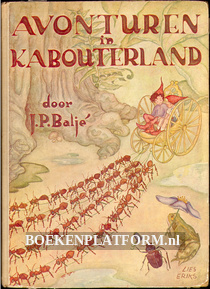 Avonturen in kabouterland