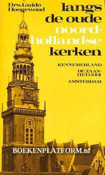 Langs de oude Noord-Hollandse kerken