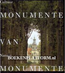 Cultuur monumenten van Natuur monumenten