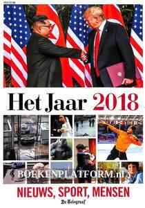 Het jaar 2018