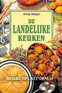 De landelijke keuken