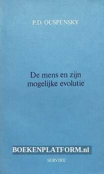 De mens en zijn mogelijke evolutie