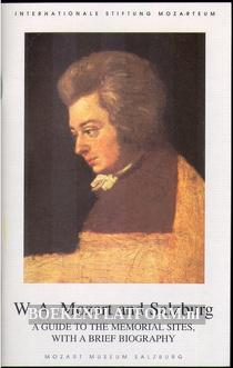 W.A. Mozart and Salzburg
