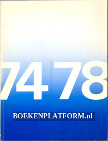 De collectie van het Stedelijk Museum 1974-1978