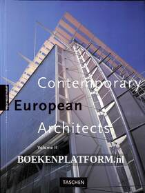 Contemporary European Architects II