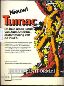 Tumac, De nieuwe held van de jungle!