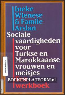 Sociale vaardigheden voor Turkse en Marokkaanse vrouwen en meisjes