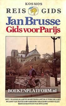 Gids voor Parijs, gesigneerd