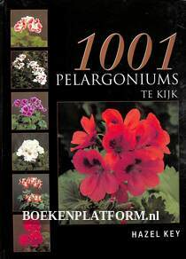 1001 Pelargoniums te kijk