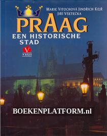 Praag een historische stad