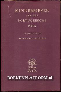 Minnebrieven van een Portugeesche non