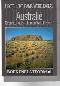 Australie Oceanie, Poolstreken en Wereldzeeen