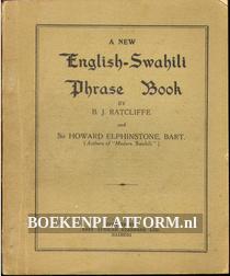 A new English-Swahili Phrase Book