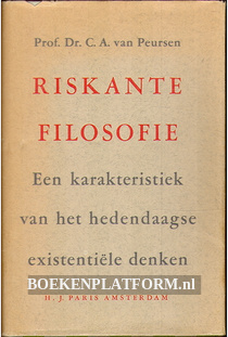 Riskant filosofie