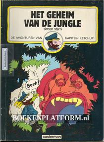 Kapitein Ketchup, Het geheim van de jungle
