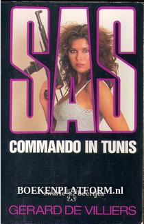 2166 Commando in Tunis