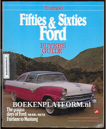 Illustrated Fifties & Sixties Ford buyers guide