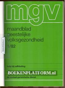 Maandblad Geestelijke Volksgezondheid 1982