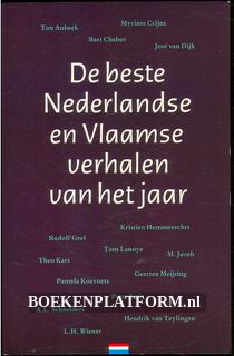 De beste Nederlandse en Vlaamse verhalen van het jaar