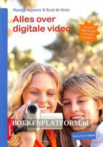 Alles over digitale video