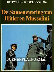 De Samenzwering van Hitler en Mussolini