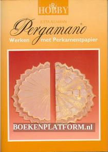 Pergamano, werken met perkamentpapier