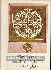 Bronnen van Islamitische wijsheid