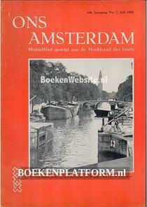 Ons Amsterdam 1954 no.07