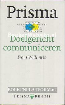 Doelgericht communiceren