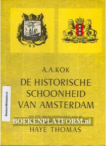 De historische schoonheid van Amsterdam