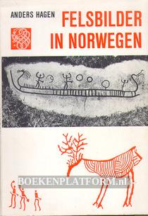 Felsbilder in Norwegen