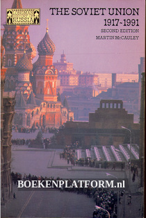 The Soviet Union 1917-1991