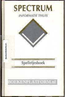 Spelletjes boek