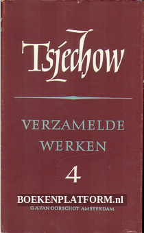 Verzamelde werken Tsjechow 4