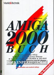 Amiga 2000 Buch