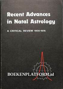 Recent Advances in Natal Astrology