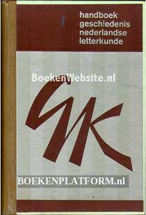 Handboek tot de geschiedenis der Nederlandse letterkunde I