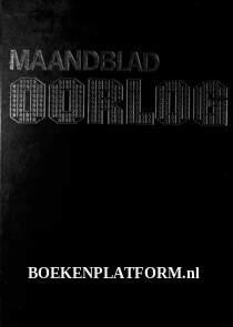 Maandblad Oorlog in originele bewaarband 1978-1979