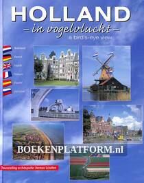 Holland in vogelvlucht