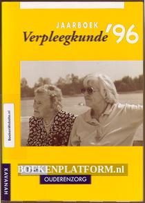 Jaarboek '96 Verpleegkunde Thema Ouderenzorg