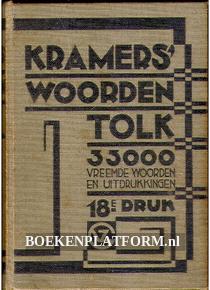 Kramers Woordentolk