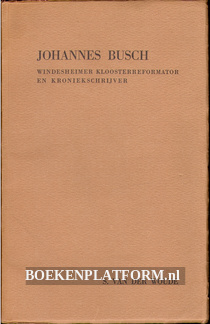 Johannes Busch