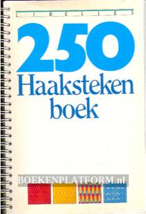250 Haakstekenboek