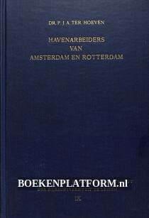 Havenarbeiders van Amsterdam en Rotterdam