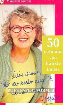 50 Columns van Hankie Bauer