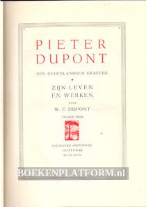 Pieter Dupont, zijn leven en werken